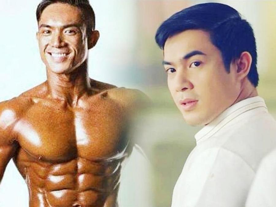 LOOK: Fast food TVC best friend Mark Joseph Tam & his six