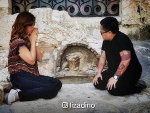 IN PHOTOS: Aiza Seguerra & Liza Diño's spiritual journey in the holy city of Jerusalem