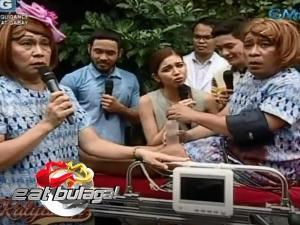 'Eat Bulaga' Kalye-Serye Recap: Lola Nidora, namatay pero muling nabuhay!