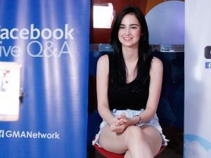 LOOK: Exclusive photos of Kapuso bombshell Kim Domingo's Facebook Live Q&A