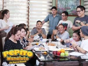 IN PHOTOS: Behind-the-scenes photos of 'Pepito Manaloto's' first-ever Facebook Live Q&A