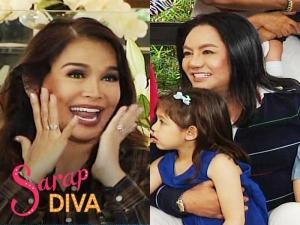 IN PHOTOS: 'Sarap Diva's' pang-international weekend with Melanie Marquez and Joel Cruz