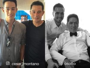 LOOK: 14 handsome celebrity dads and their sons