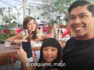 IN PHOTOS: Pia Guanio and family's Eurotrip