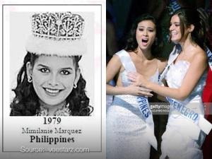 IN PHOTOS: The six Pinay beauty queens that have won the Miss International crown