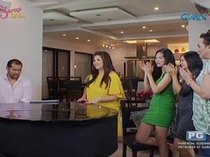 'Sarap Diva's' kuwentuhang nanay with Chynna Ortaleza and Jennica Uytingco