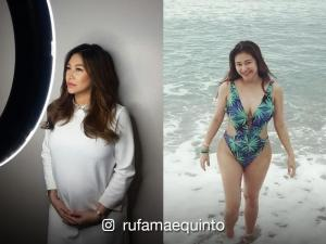 IN PHOTOS: Rufa Mae Quinto, sexy kahit preggy!