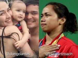 DongYan, Baby Zia, Sunshine Dizon and Hidilyn Diaz emerge as trending topics this week