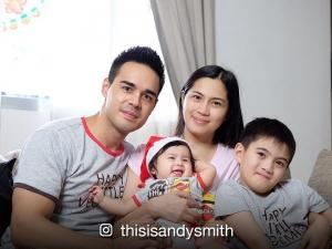 Meet The Smiths: The family of Andy Smith and Diana Zubiri