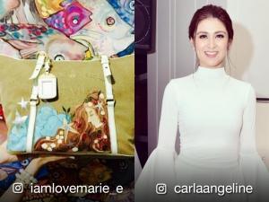 10 celebrity luxury bags na pinintahan ni Heart Evangelista