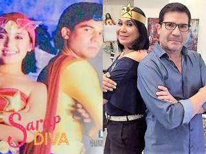 IN PHOTOS: Edu Manzano reunites with his leading ladies in 'Sarap Diva'
