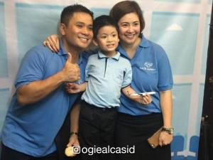 IN PHOTOS: Nate Alcasid's airline-themed birthday party