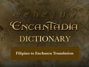 'Encantadia' dictionary: Filipino to Enchanta translationMga Encantadiks, narito na ang wika ng 'Encantadia.'