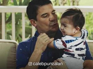 IN PHOTOS: 'Someone to Watch Over Me' cast, nanggigigil kay Baby Joshua