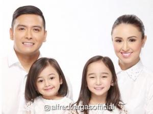 10 must-see photos of Alfred Vargas's family