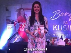 IN PHOTOS: Regine Velasquez-Alcasid launches 'Bongga sa Kusina' cookbook