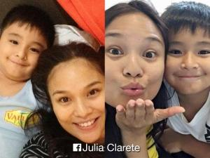 MUST-SEE: 12 cute photos of Julia Clarete's son, Sebastian