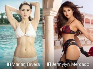 LOOK: 15 female celebrities who became calendar girls