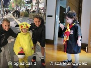 IN PHOTOS: Halloween costumes of celebrity babies and kids