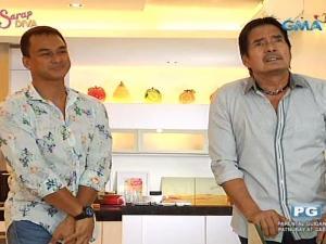 IN PHOTOS: Labanan ng mga beki with Gardo Versoza and Roi Vinzon in 'Sarap Diva'