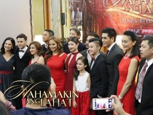 IN PHOTOS: 'Hahamakin Ang Lahat' press conference
