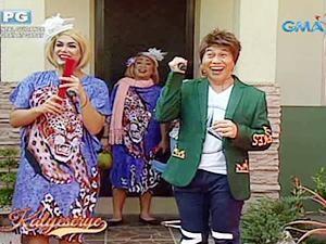 'Eat Bulaga' Kalye-serye Recap: Frankie looks for a Valentine