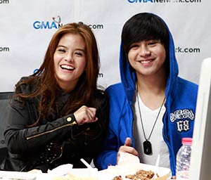 'Home Sweet Home' Live Chat with Jake Vargas and Bea Binene