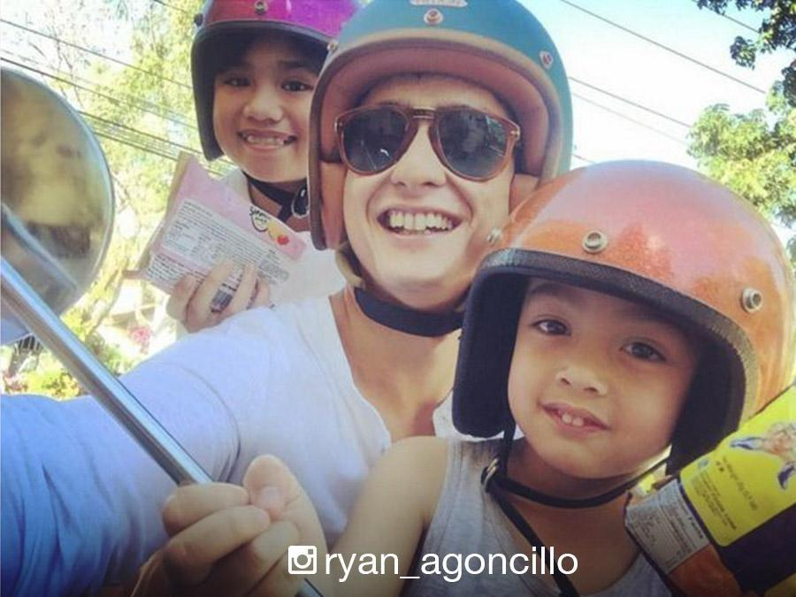 #IdealFather: 12 reasons why Ryan Agoncillo is a perfect dad