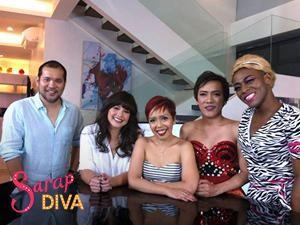 'Sarap Diva's' Hugot Saturday with Cacai Bautista and Ate Gay