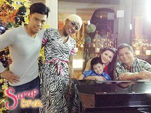 'Sarap Diva's' New Year with Ogie Alcasid
