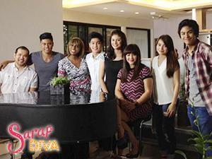 'StarStruck' Final 4 reunion sa 'Sarap Diva'