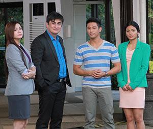 Before the take: 'Akin Pa Rin Ang Bukas'