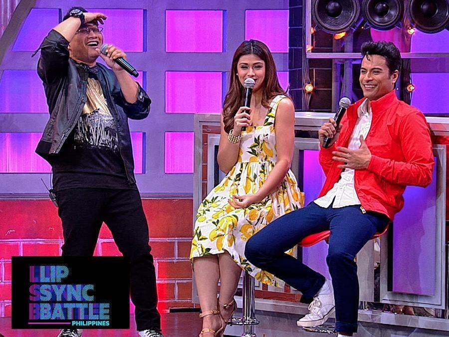 Carla Abellana and Rafael Rosell, nagpasiklaban sa season finale ng 'Lip Sync Battle Philippines'