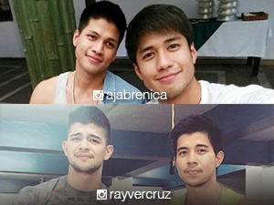 Cruz vs. Abrenica: Celebrity Brothers