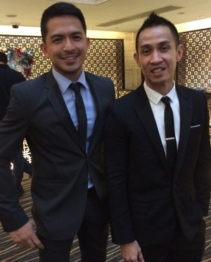 Dennis Trillo in the 19th Asian Television Awards