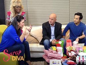 Destiny Rose visits 'Sarap Diva'