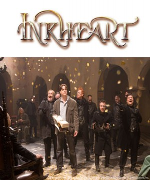 Fire-eaters, fire-starters and silvertongues on 'Inkheart'