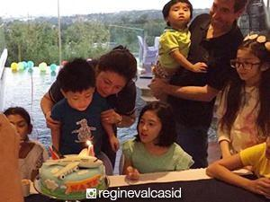 Fly with Nate Alcasid on his 4th birthday party