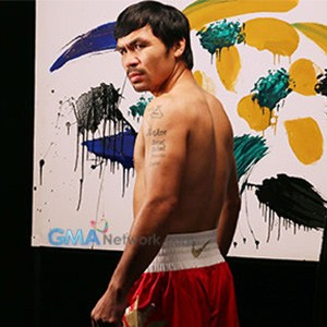 GMA: The home of Manny Pacquiao