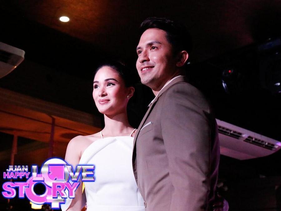 Heart Evangelista and Dennis Trillo star in 'Juan Happy Love Story'