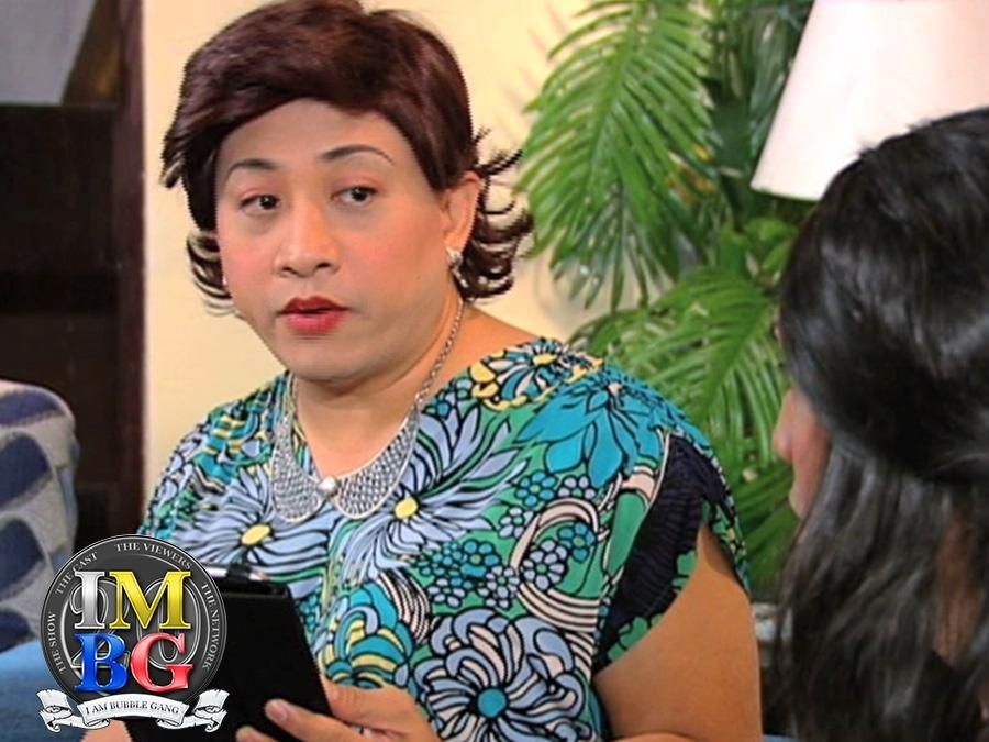 Iconic characters of 'Bubble Gang'
