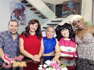 IN CASE YOU MISSED IT: Usapang first crush with Chuchay at Atak sa 'Sarap Diva'