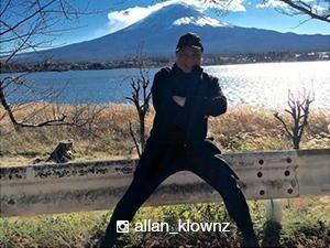 In Photos: 'Vampire Ang Daddy Ko' star Allan K flies to Japan