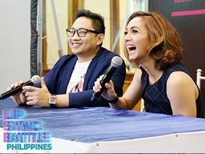 IN PHOTOS: 'Lip Sync Battle Philippines' meets the press