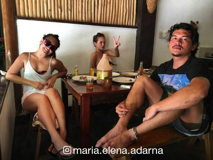 IN PHOTOS: Ellen Adarna and Baste Duterte's Siargao Island escapade