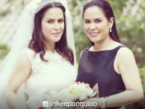 IN PHOTOS: My Twin Sister's Wedding - Jinkee Pacquiao