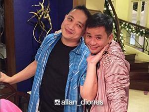 IN PHOTOS: Star-studded birthday salubong of Michael V