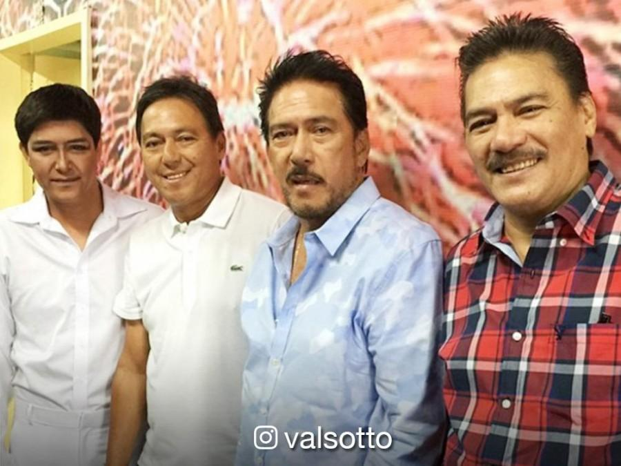 IN PHOTOS: The men of the Sotto clan