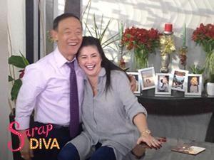 Jose Mari Chan celebrates Christmas in 'Sarap Diva'