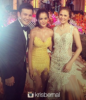 kapuso stars in isabel oli and john prats